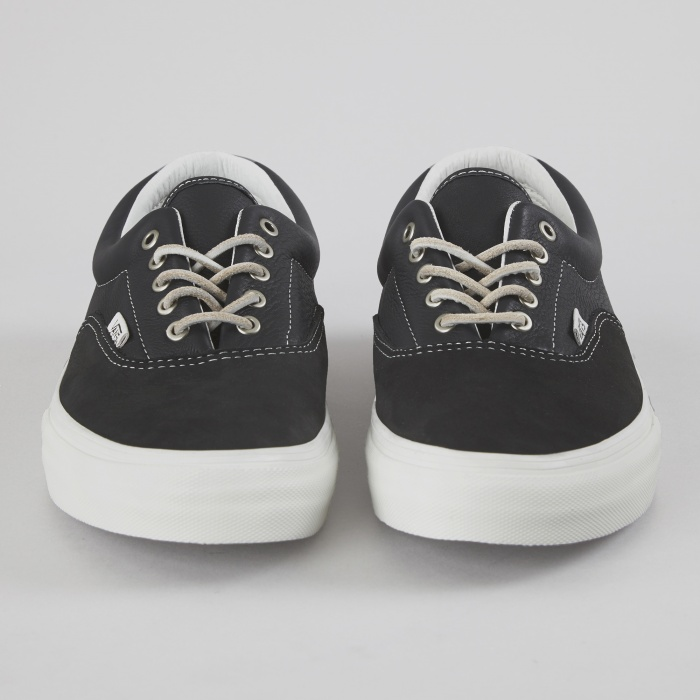 Vans Era LX Nubuck Leather - Black (Image 1)