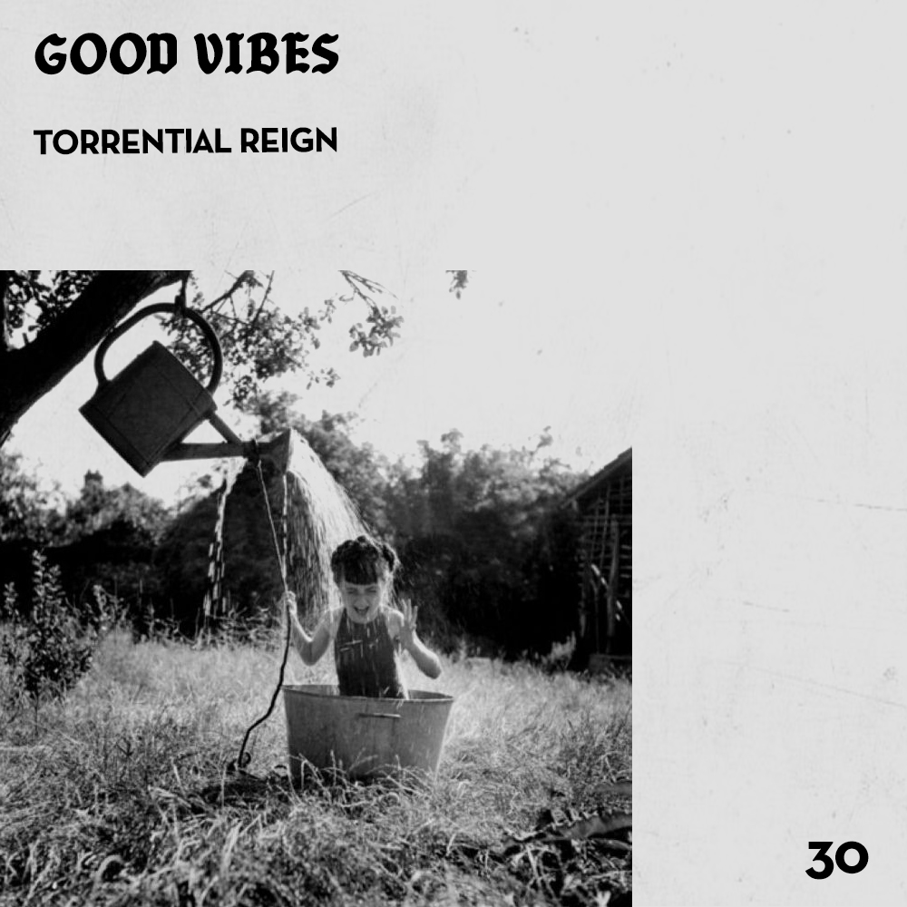 Good Vibes 30 - Mixed by Torrential Reign
